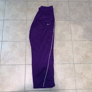 Nike Purple Breakaway Pants